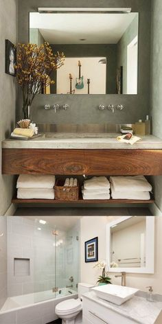 Encimeras para lavabos / https://proyectos.habitissimo.es