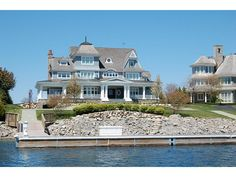 Sweet Nautical Cottage on the Bay Harbour Shores of Michigan is currently  listed with Sotheby's International Real Estate. Click photo for more information.