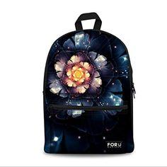 Brand Vintage Floral Rose Print Children Canvas Backpack Girls School  Backpack For Teenage Women Flower Rucksack Mochila Backbag 223eb832ae104