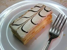 Dessert That's Worth the Wait: Moroccan Mille-Feuille: Millefeuille or Napoleon