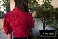 Prada red shirt. Camicia rossa Prada