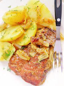 sio-smutki! Monika od kuchni: Karkówka duszona z cebulą Cabbage, Beef, Vegetables, Cooking, Food, Meat, Kitchen, Essen, Cabbages