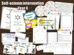 Self-esteem/Resilience Year 4 intervention