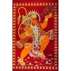 hanuman tapestry - Google Search
