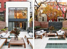 Townhouse remodel in historic Greenwich Village