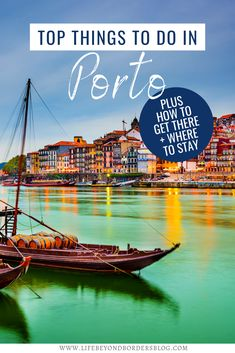 Discover the top things to do in Porto, Portugal - including how to get there, where to stay, and more! I what to do in Porto I Portugal travel I where to go in Portugal I Europe travel I places to go in Portugal I things to do in Portugal I where to stay in Porto I Porto travel tips I places to go in Porto I Porto attractions I attractions in Portugal I European travel destinations I #Portugal #Porto