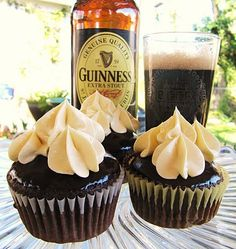 Making these for a friend who just had a baby.  She said all she wanted was cupcakes and whiskey.  I found a way to combine the two :)