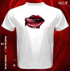 Vampire lips True Blood Shirt -  Fangtasia