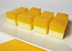 Narancsos zselékocka Mango, Goodies, Dairy, Tej, Cukor, Cheese, Baking, Fruit, Food