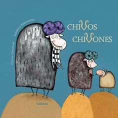 Chivos Chivones (Coleccion Libros Para Soñar (Spanish Edition) Good source of vocabulary and reading comprehension for ESOL students! Love the story! Federico Fernandez, Billy Goats Gruff, Children's Literature, Stories For Kids, Cute Drawings, Childrens Books, New Baby Products, Comics, Grande