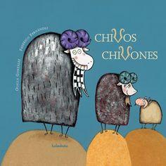 Chivos Chivones. Olalla González. Kalandraka, 2013