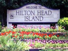 Hilton Head, South Carolina....an island off the coast, and a yearly vacation spot for me! love it there!