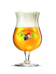 Glas La Chouffe