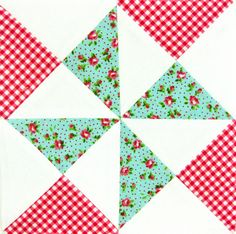Farmer's Wife Quilt-Along Block 6 - Big Dipper | by Ellie@CraftSewCreate