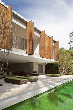 A beautiful home in Ilhabela, by Marcio Kogan   home interior design