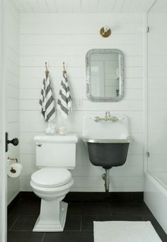 Tiny Bathroom for Steal This Look | Remodelista