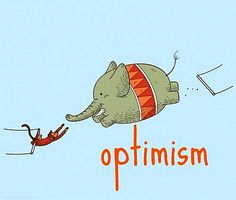 optimism funny cute positive