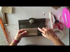 Thursday Tutorial Mini Album Pocket Page - YouTube