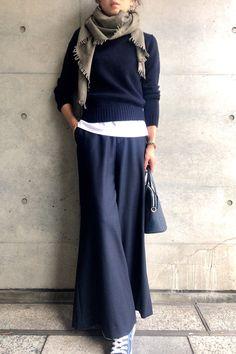 Modest Fashion, Skirt Fashion, Fashion Outfits, Womens Fashion, Fashion Tips, Fashion 2020, Look Fashion, Autumn Fashion, Spring Fashion