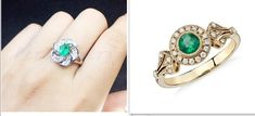 Dazzling Emerald Jewelry – wanaabeehere Ancient Persian, Emerald Jewelry, Emerald Green, Minerals, Most Beautiful, Turquoise, Gemstones, Rings, Gems