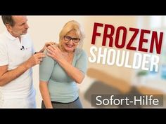 Exercises against shoulder pain / fascia / training / fascia training / pain in the shoulder Fitness Workouts, Easy Workouts, Yoga Fitness, Health Fitness, Fitness Inspiration, Bleached Hair Repair, Home Remedies Beauty, Tight Hip Flexors, Frozen Shoulder