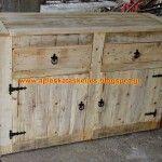 Guida passo passo per costruire una cassettiera con pallet di legno