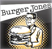 A burger bar located in Minneapolis and Burnsville, Burger Jones will feed your burger fix 7 days a week. Dine inside, at the bar or on the patio, or get your order to-go and have a picnic. Burger Jones offers a full menu, full bar, daily happy hours and late-night dining in a casual atmosphere.