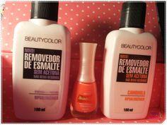 Removedor de Esmaltes da BeautyColor