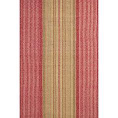 Framboise Woven Cotton Rug | Dash & Albert