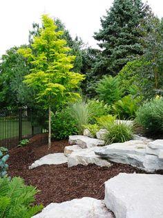 amazing hillside landscaping design ideas - Landscaping Design Ideas For Backyard
