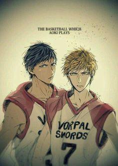 Midorima Shintarou, Akashi Seijuro, Kise Ryouta, Kuroko Tetsuya, Generation Of Miracles, Shounen Ai, Vorpal Swords, Kuroko's Basketball, Manga