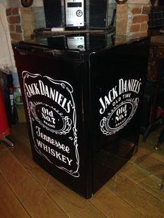 Frigobar Jack Daniels  Venta y restauración