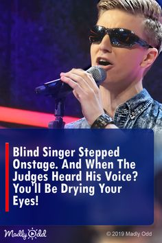 and When the Judges Heard His Voice? You'll Be Drying Your Eyes! Songs To Sing, Music Songs, Music Videos, Britain's Got Talent, Talent Show, Old Singers, Country Music Singers, Singing Auditions, Americans Got Talent