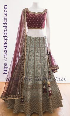 Party Wear Indian Dresses, Party Wear Lehenga, Indian Wedding Outfits, Indian Outfits, Indian Clothes, Bridal Outfits, Ethnic Outfits, Pakistani Outfits, Wedding Dresses