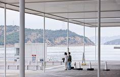 Ferry Terminal Naoshima - SANAA