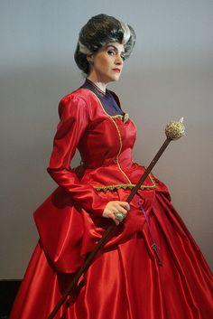 Lady Tremaine-  Cinderella, photo by J Krolak