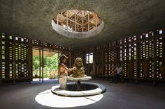 Gallery of Terra Cotta Studio / Tropical Space - 8