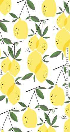 Lemon Wallpaper iphone6