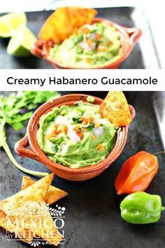 ... .mexicoinmykitchen.com/2016/08/creamy-guacamole-recipe-habanero.html