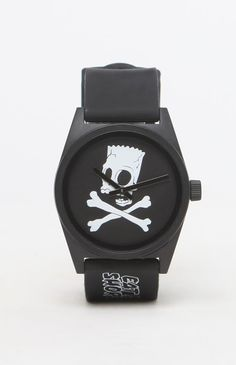 x The Simpsons Bart's World Daily Watch
