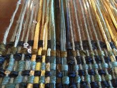 Lots of tutorial for rigid heddle loom