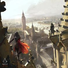 Assassin's Creed Syndicate concept by tnounsy.deviantart.com on @DeviantArt