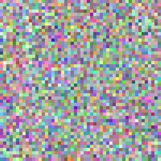 8-bit computer static camouflage fabric by weavingmajor on Spoonflower - custom fabric