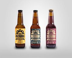 Cerveza Bizarra on Packaging of the World - Creative Package Design Gallery
