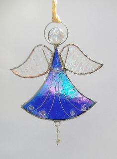 Stained Glass Angels | Free Stained Glass Pattern Angel | Photos and Picture, Design
