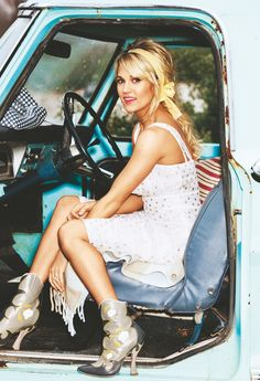 CARRIE UNDERWOOD in Glamour Magazine, June 2012 Issue