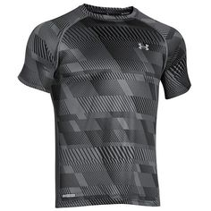 Under Armour HeatGear Flyweight Short Sleeve T-Shirt