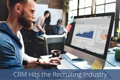 Talent Relationship Management: CRM Hits the Recruiting Industry >> TRM software gives you the tools to engage with these candidates and lay the foundations for a successful hire in the future.