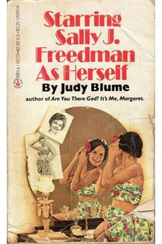Starring Sally J. Freedman As Herself Author: Judy Blume First published: 1978 Readers of all ages can find a piece of themselves in Blume's many works, but this is the one of the prolific author's books that offers up the most autobiographical pieces of her own childhood.
