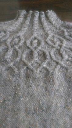 Ravelry: ElenaR's Drops Alaska sweater